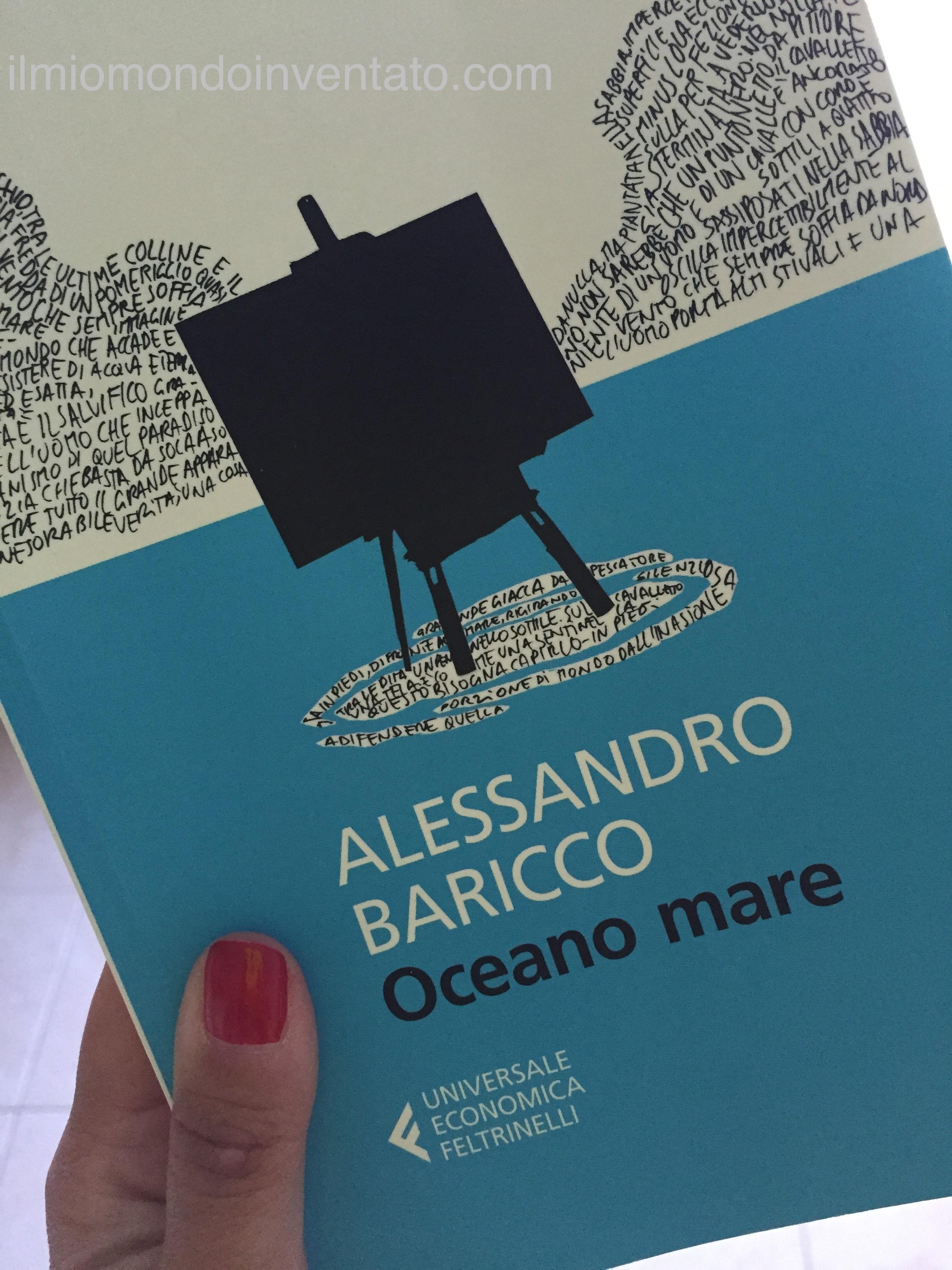 """Famoso Oceano mare"""" di Alessandro Baricco – Un luogo fantastico in cui  OQ43"""