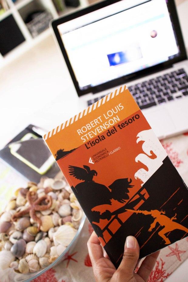 """#citazioni - da """"L'isola del tesoro"""" di Robert Louis Stevenson"""