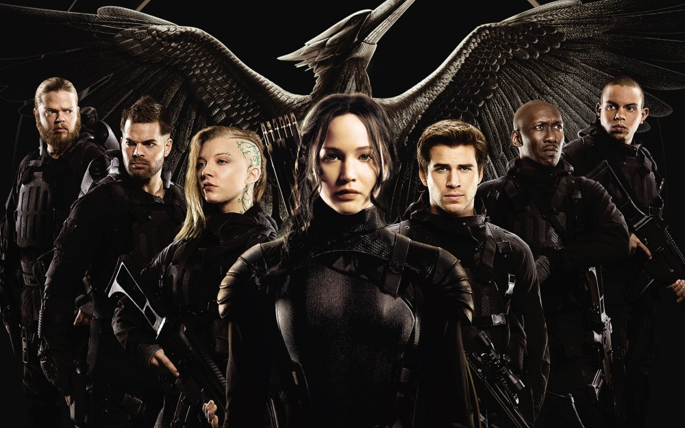 The-Hunger-Games-Mockingjay-Part-1-2014-Cast-Wallpaper